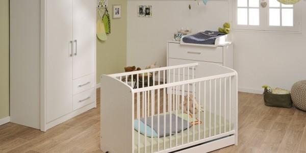 Le lit à barreaux pour une sécurité optimale