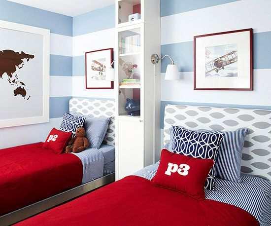 Quel type de lit convient une chambre pour deux for Amenager une chambre pour 2 filles